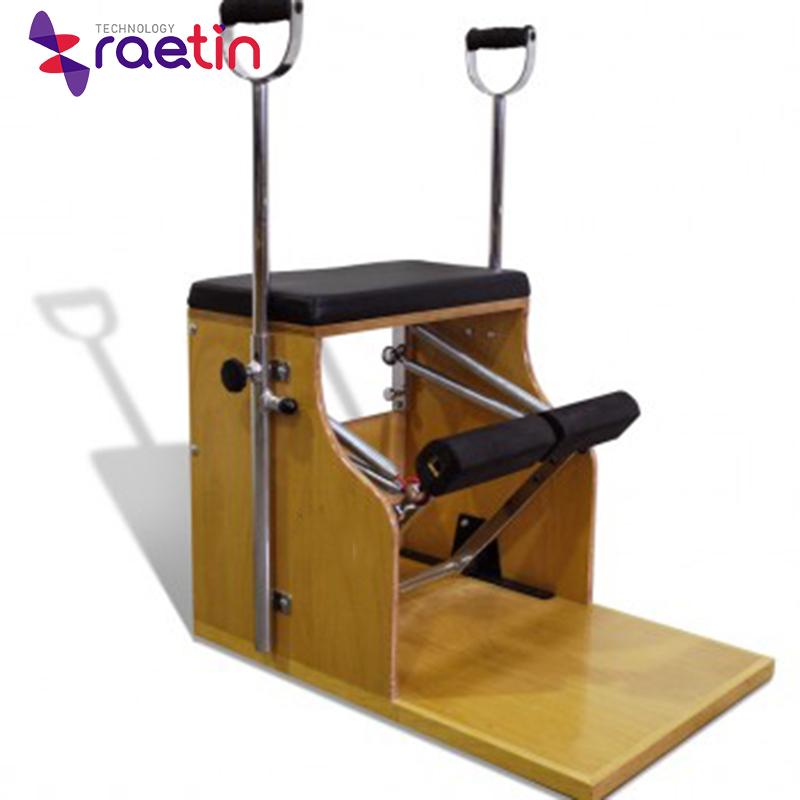 Pilates Combo Pilates Chair Pre Built: Pilates Equipment Combo Chair Machine Pilates Wunda Chair